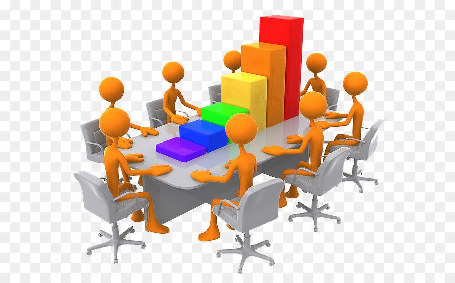 Thinking cartoon product furniture. Planning clipart strategic plan