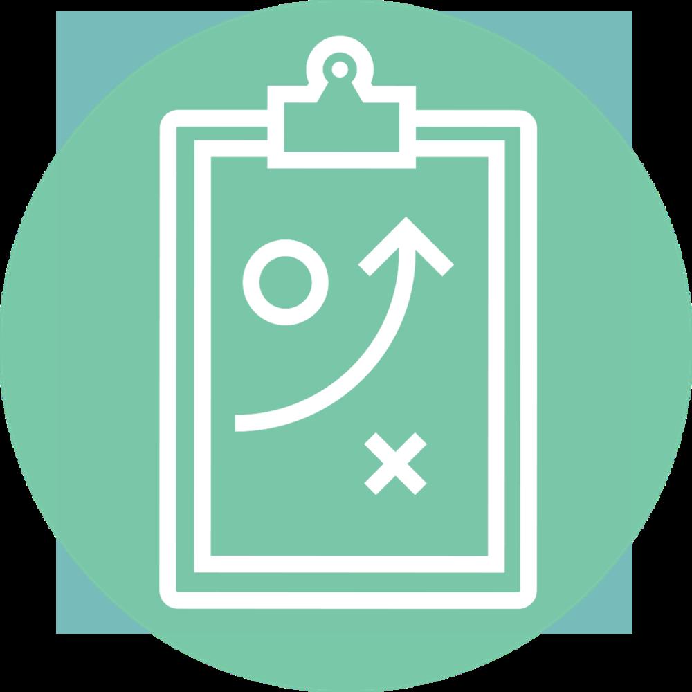 Plan clipart communication plan. Executive suite strategic planning