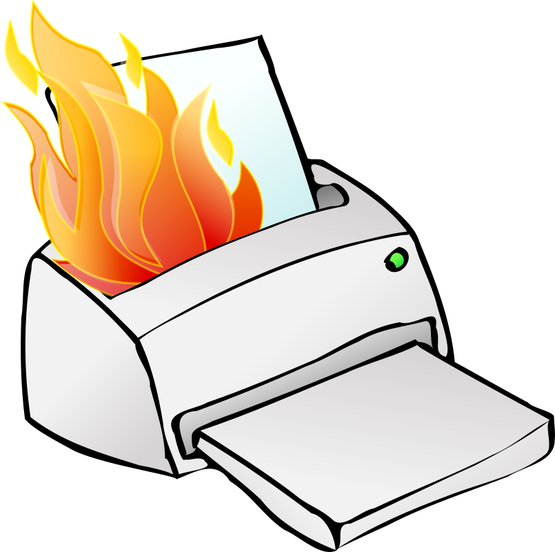 Stamp clipart printing.  shipping label backup