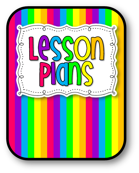 Planner clipart lesson objective. Teaching in flip flops