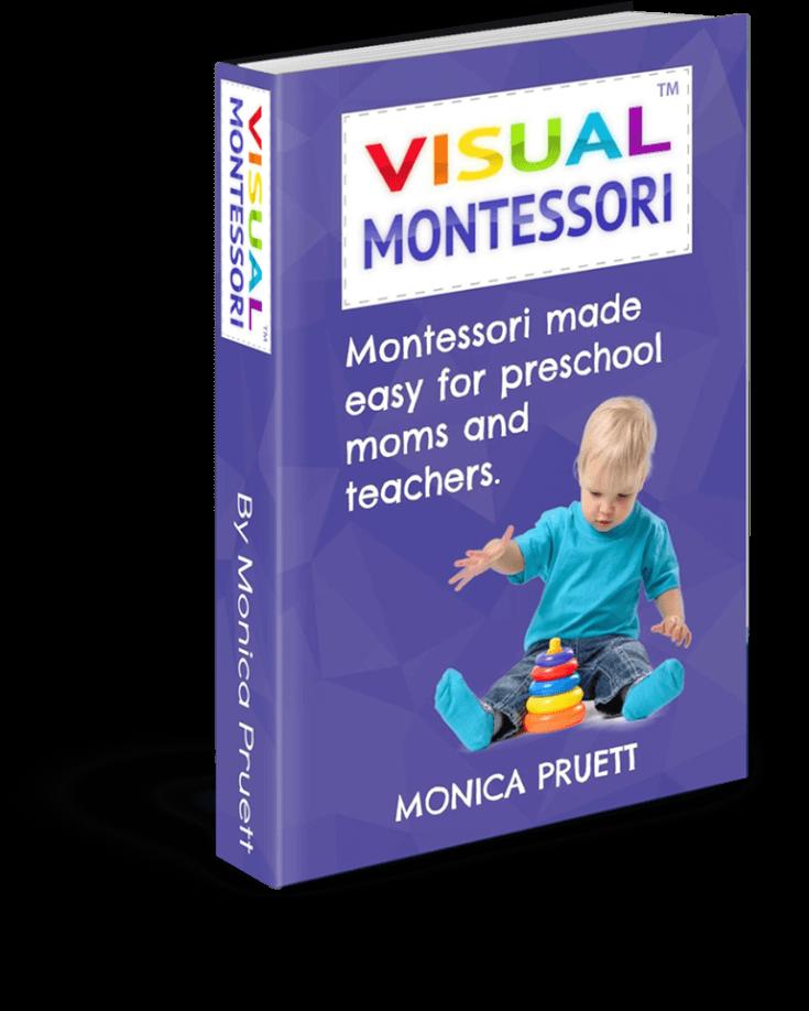 A z visual montessori. Planner clipart daily plan
