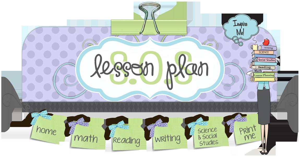 Cochinango my lesson plan. Planning clipart preperation