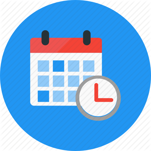 flat rounded seo. Plan clipart planning schedule