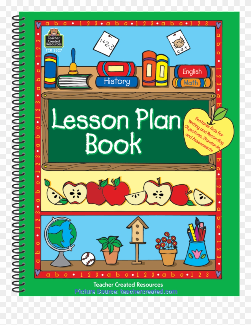 Regular book teacher . Planning clipart lesson plan