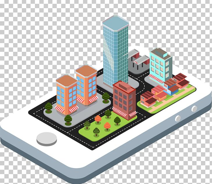 Smart city marketing planning. Planner clipart urban planner