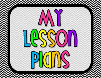 lesson clipartlook. Planning clipart plan book