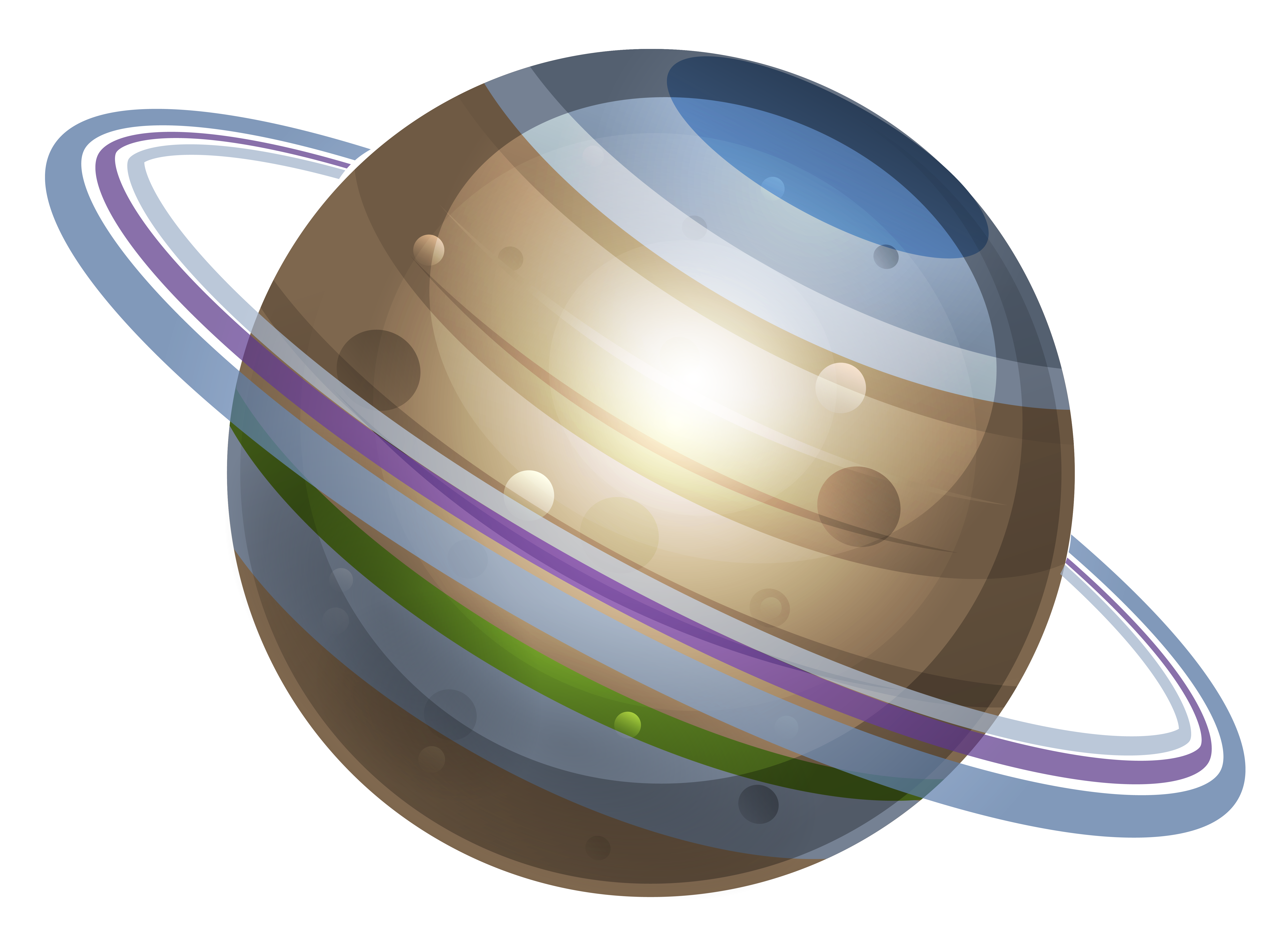 School model png image. Planet clipart