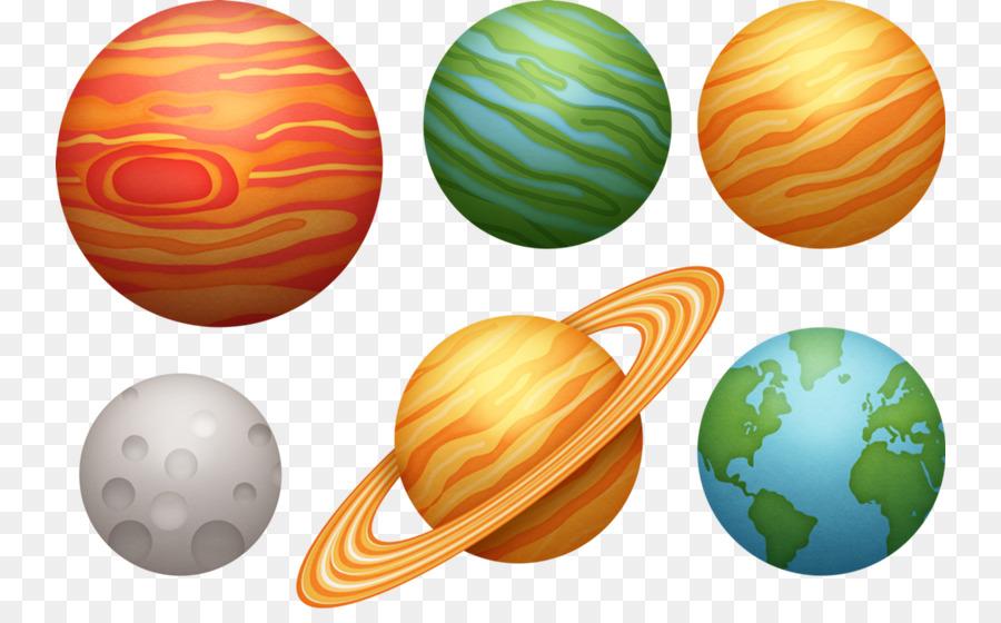 Easter egg background planet. Planeten clipart planetsclip