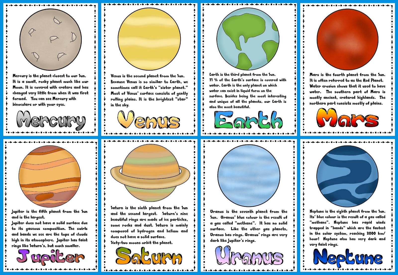 The planets clip art. Planet clipart 9 planet