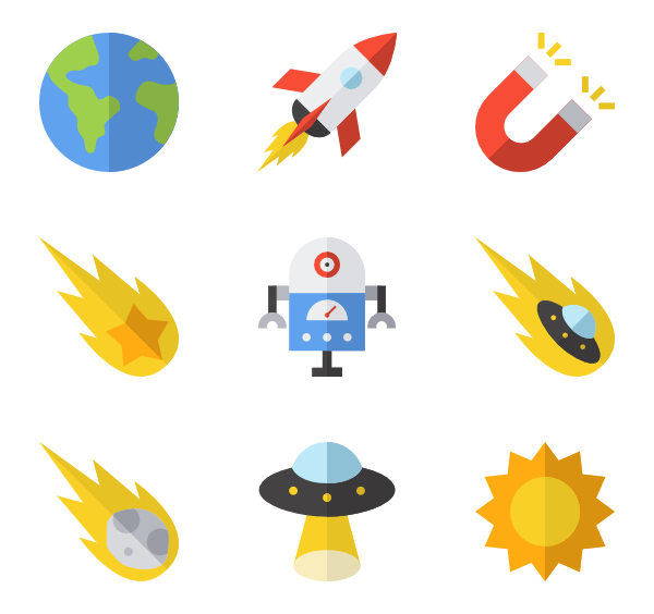 Planets clipart astronomy.  space icon packs