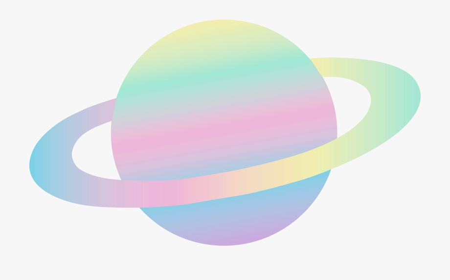 Saturn cute png free. Planet clipart alien planet