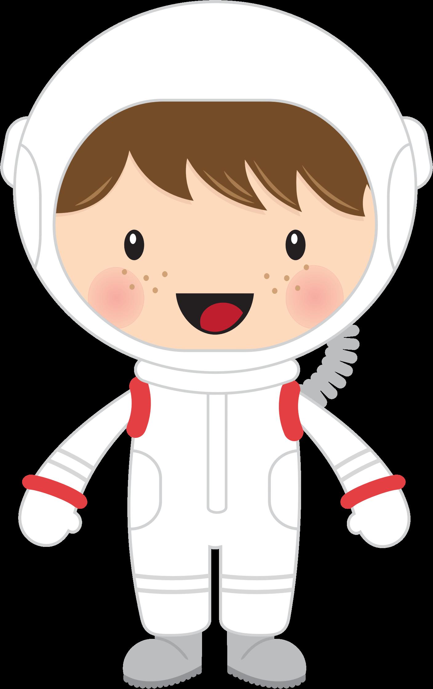 Little boy astronaut by. Planeten clipart birthday