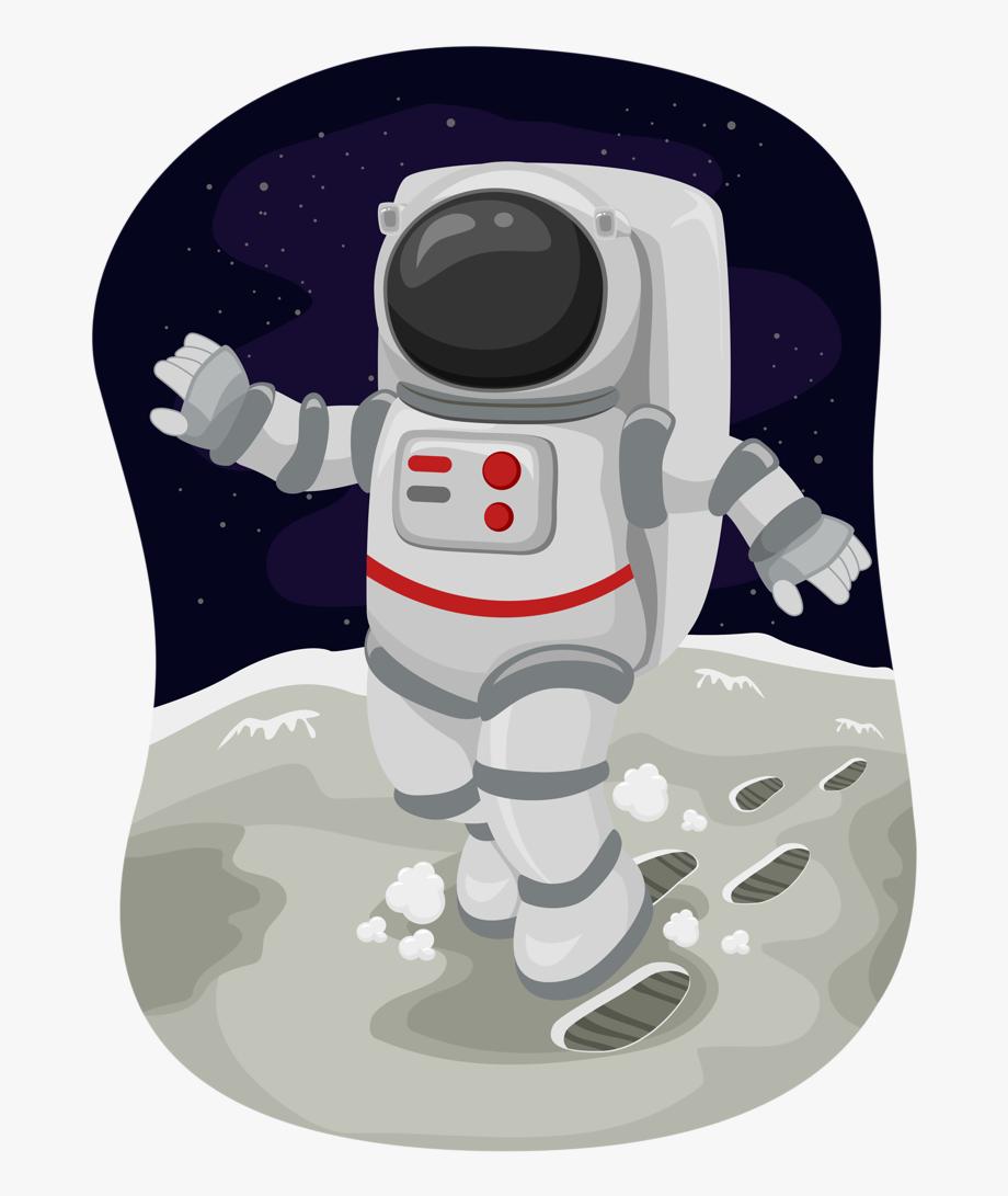 Planet clipart astronaut. Moonwalk free
