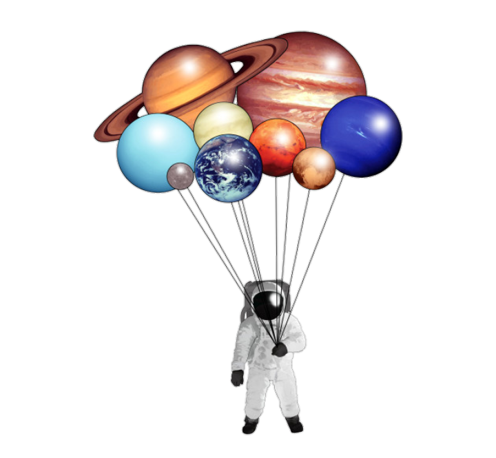 Planet clipart astronaut. Fteplanet balloons