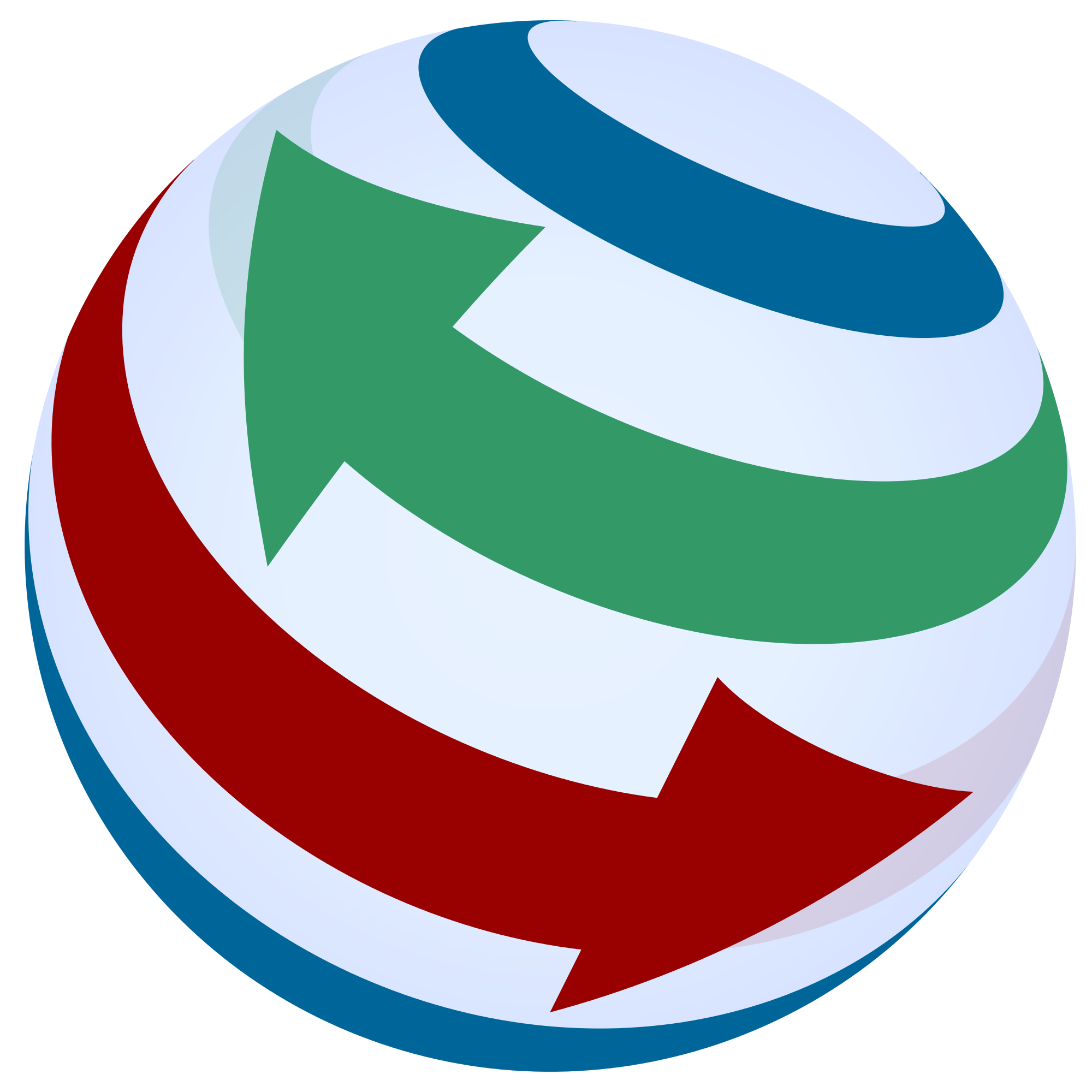 Planet clipart blue planet. File wikivoyage logo round