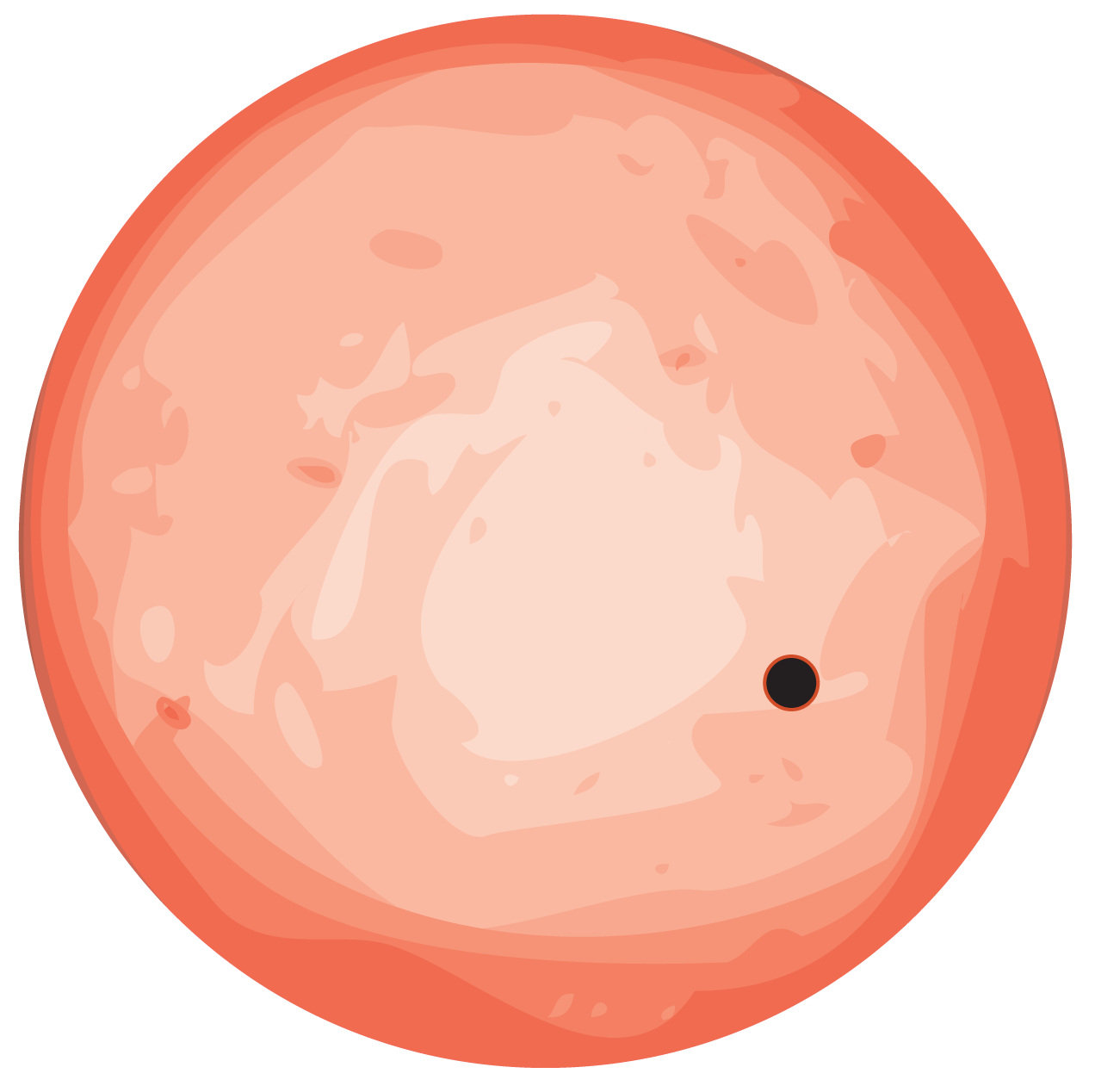 Planet clipart comic. Cartoon images gallery for
