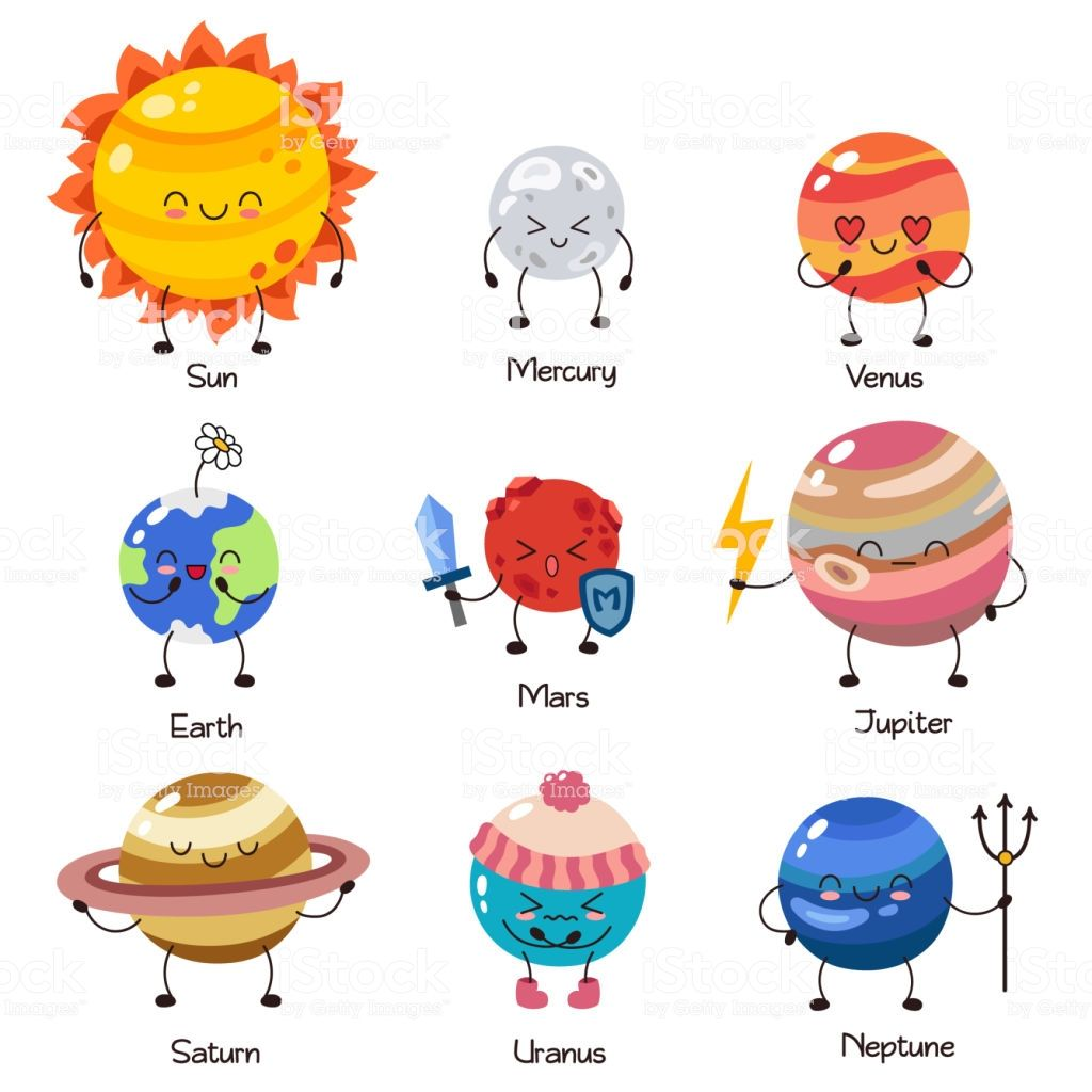 Pin on finishing touch. Planet clipart comic
