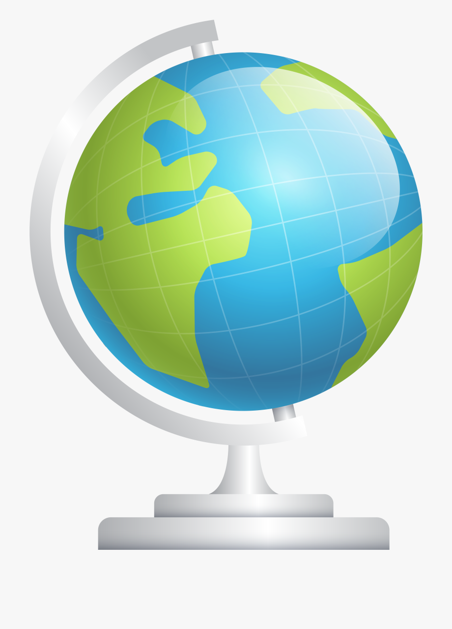 Planet clipart display. Globe free cliparts on