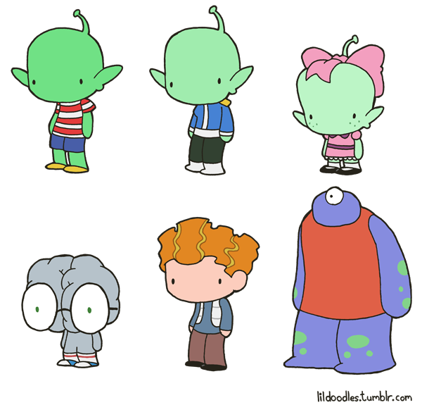 Planet clipart doodle tumblr. Lil lloyd in space