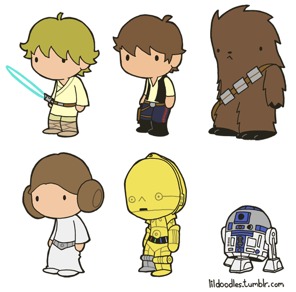Lil star wars death. Planet clipart doodle tumblr
