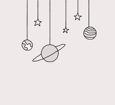 Planet clipart easy draw.  cool things to