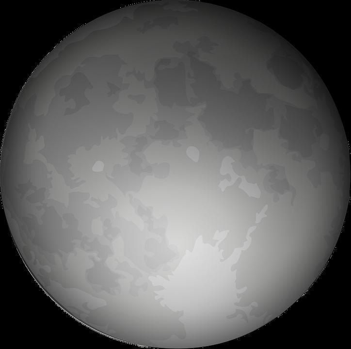 Full moon frames illustrations. Planet clipart frame