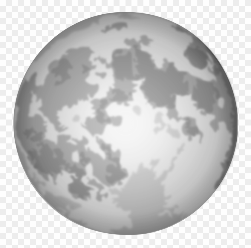 Supermoon blue planet . Planets clipart full moon
