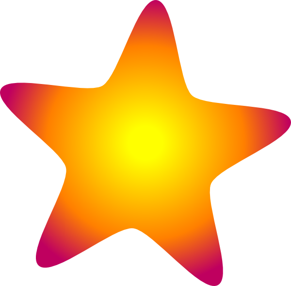 Planet clipart glowing. Stars clip art images