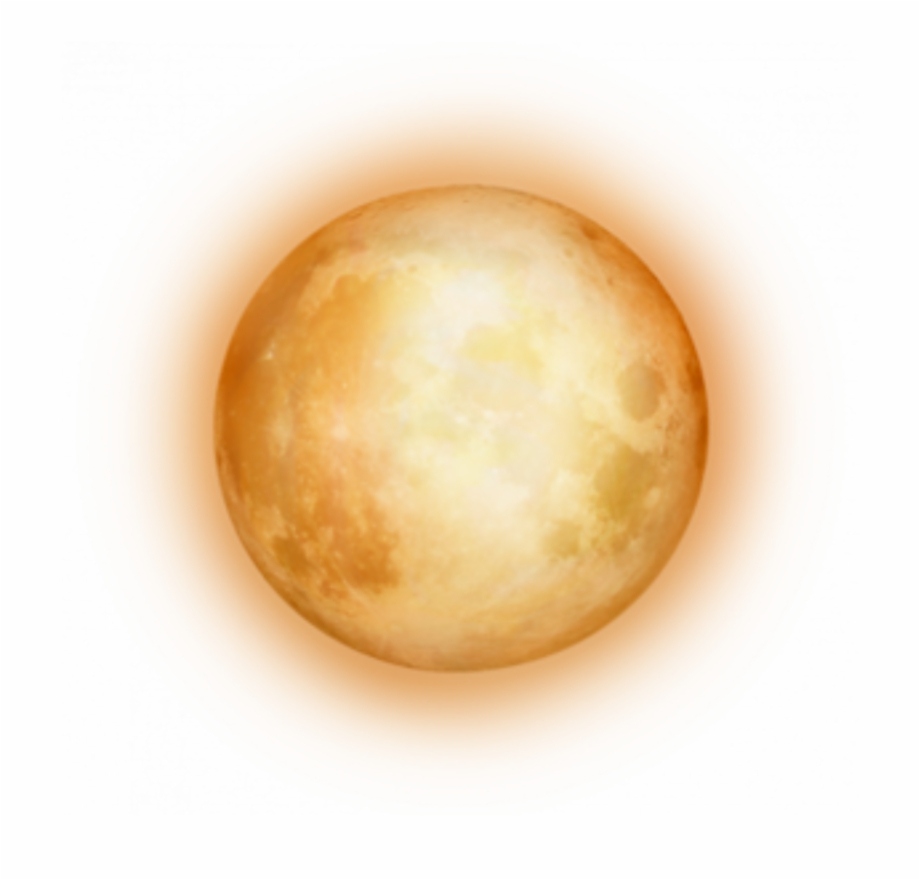 Sun star freetoedit png. Planet clipart glowing