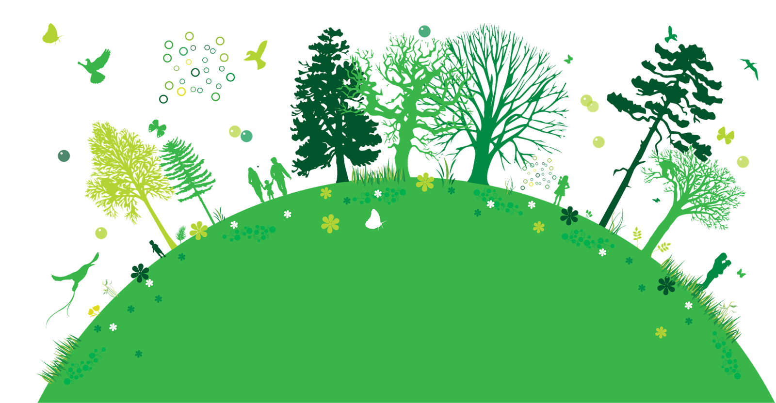Save our earth. Planet clipart green planet