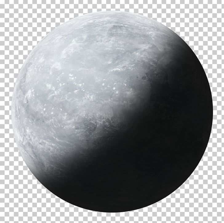 Planet clipart grey. Ice mercury atmosphere png