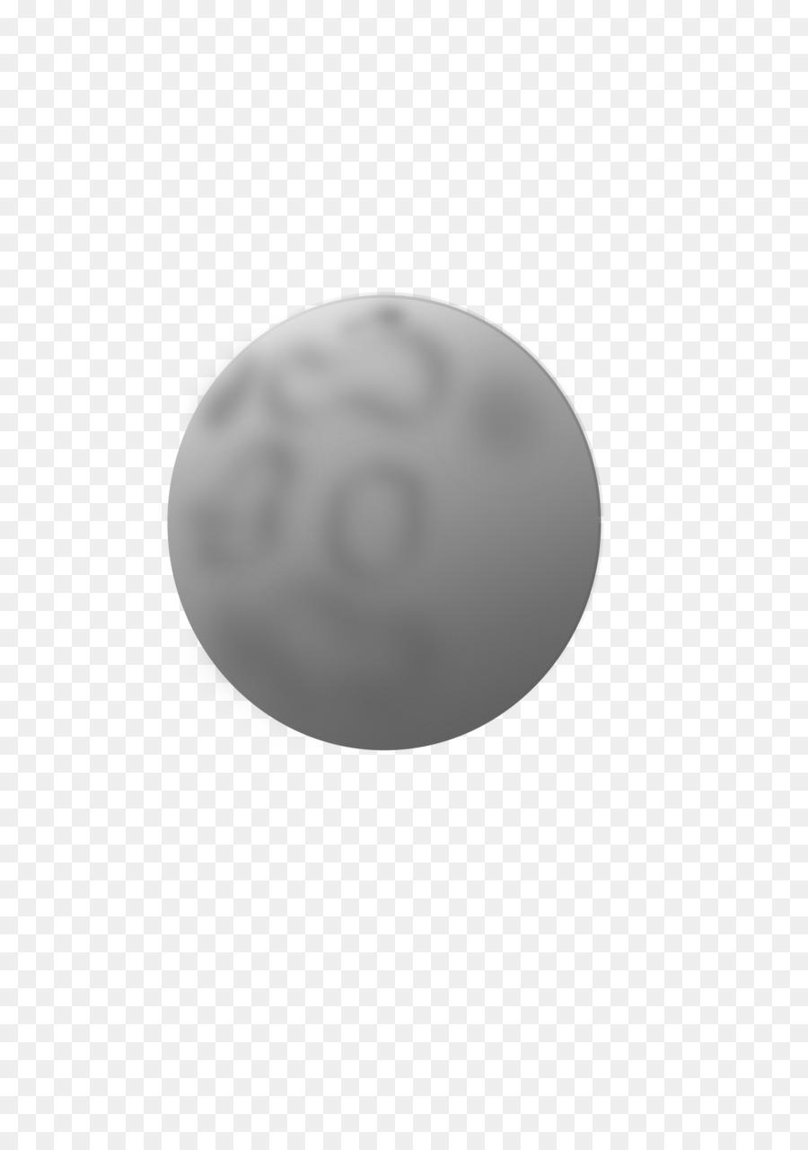 Cartoon circle transparent . Planet clipart grey