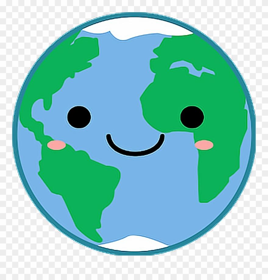Planet clipart individual. World planets kawaii planeta