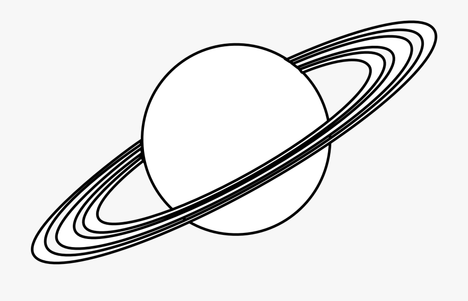 Planets clipart line. Sun moon and earth