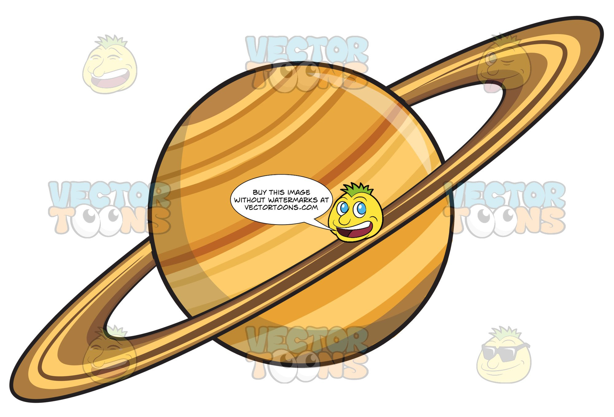 Planet clipart major. The saturn