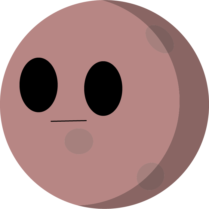 Planet clipart makemake. Quaoar simple cosmos wiki