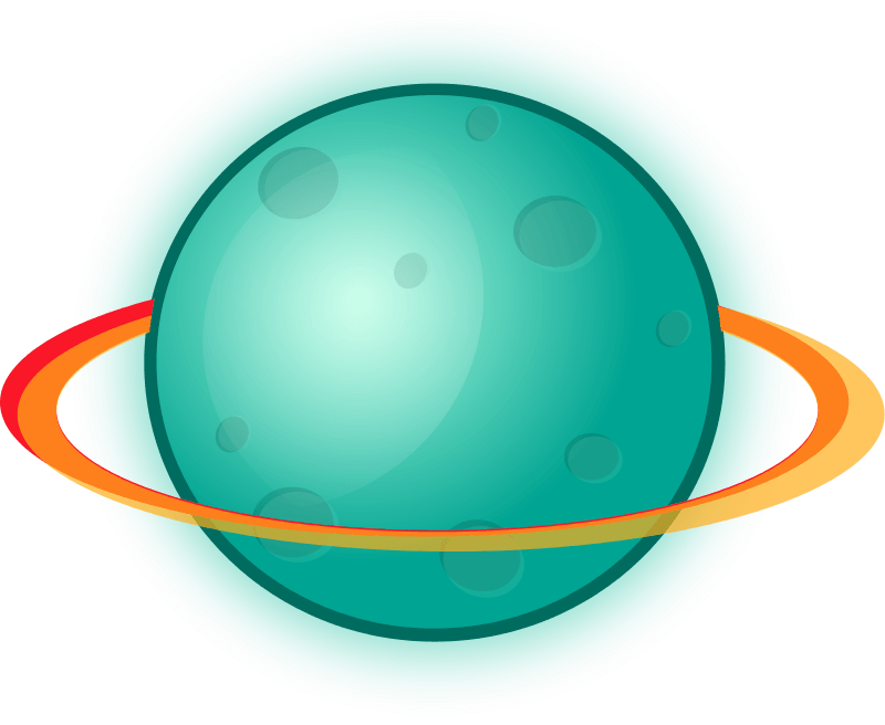 Planet clipart moving picture. Animated cliparts zone