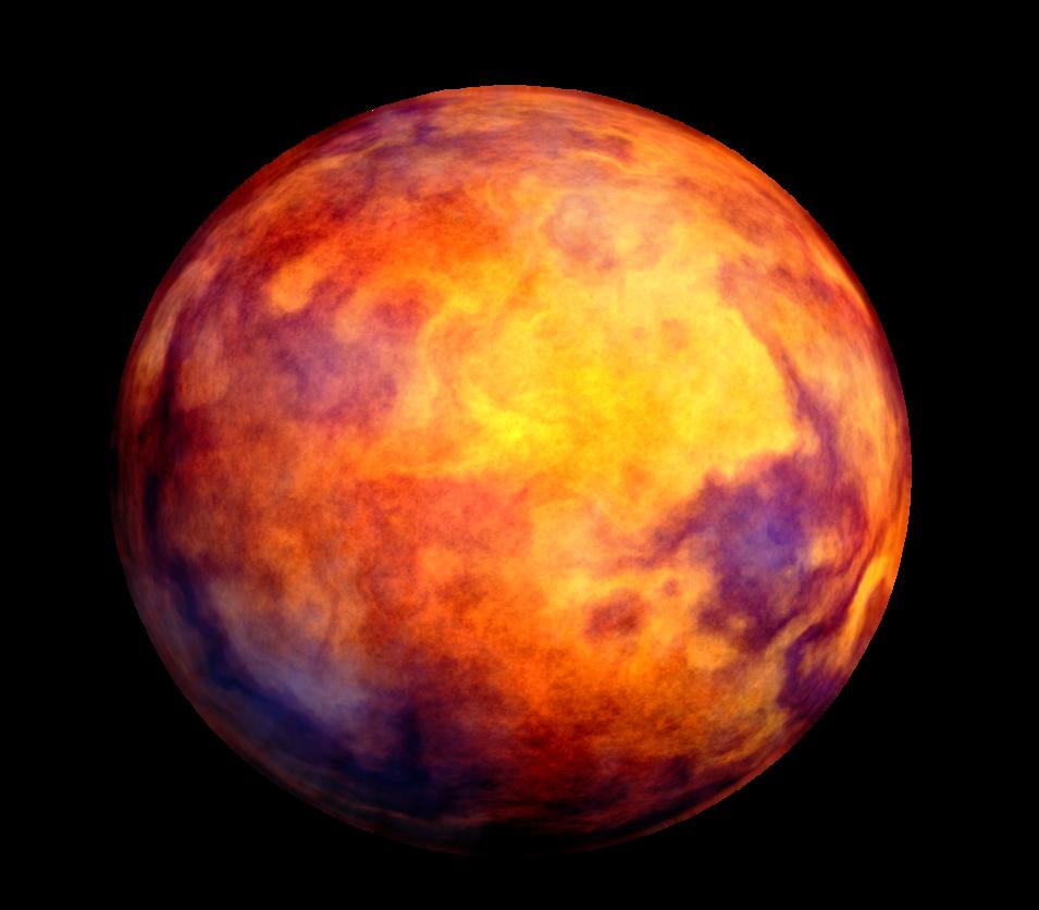 Planet clipart orange planet. Images of venus png