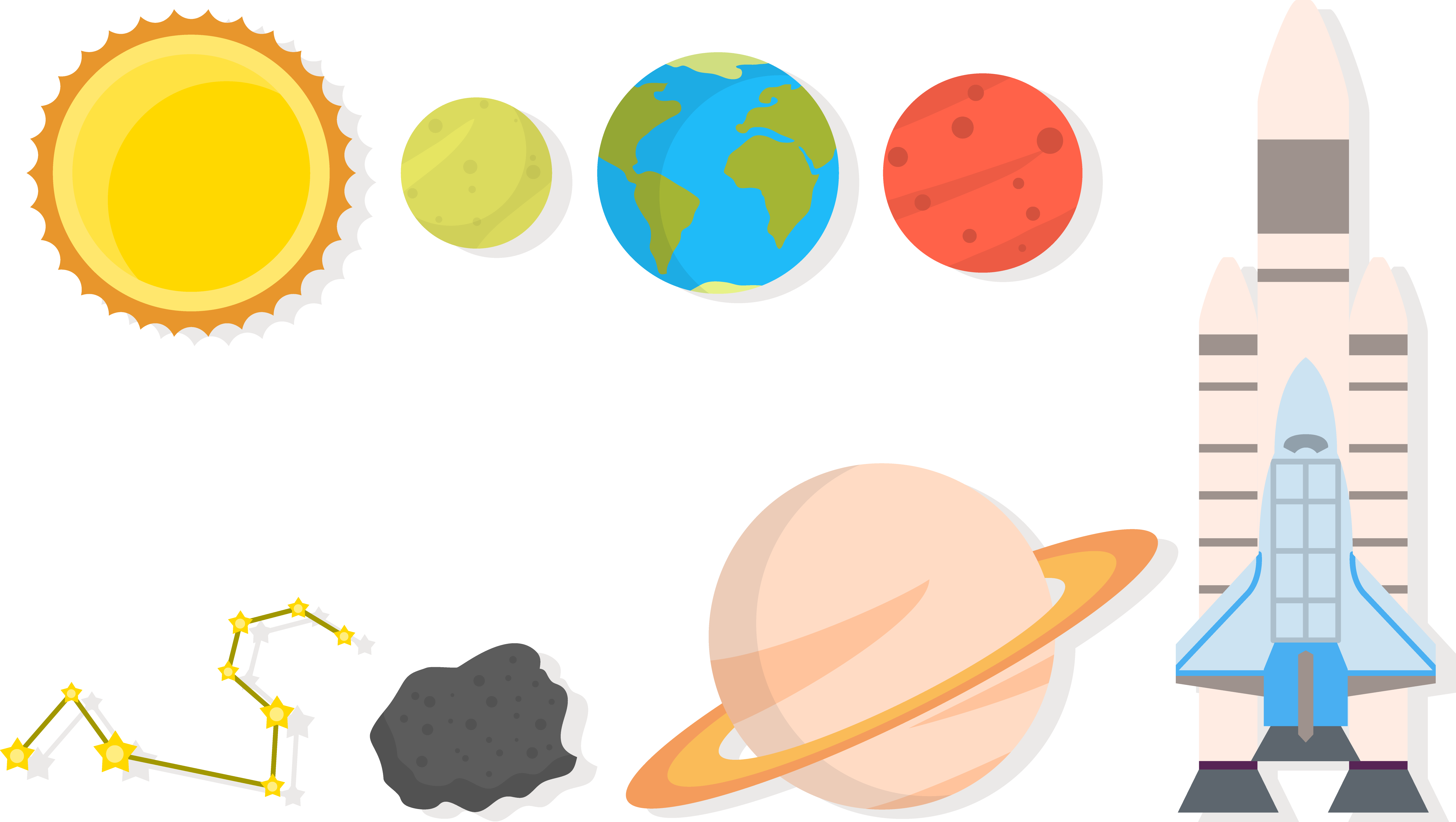 Universe drawing planet technical. Ufo clipart outer space