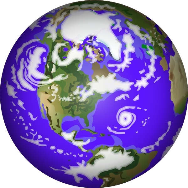 Clip art free vector. Planet clipart planet earth