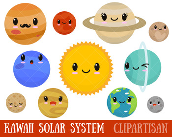 Planet clipart printable. Solar system clip art