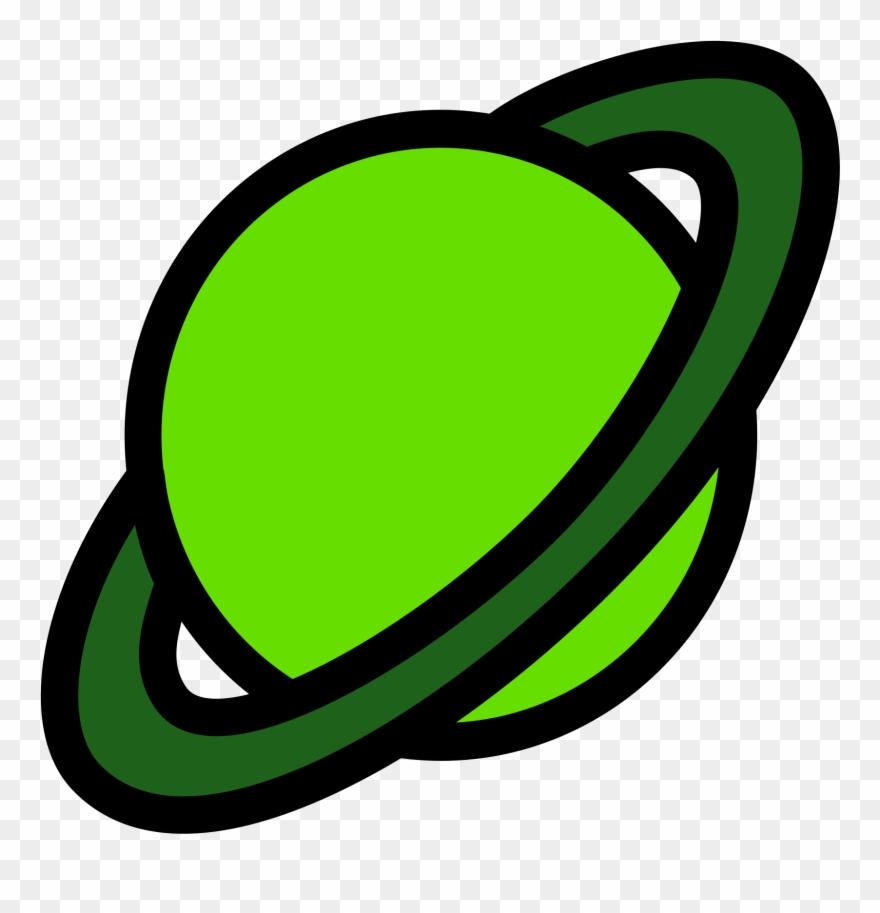 Banner black and white. Planet clipart ring logo