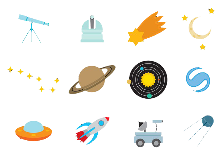 Download clip art astronomy. Planet clipart saturn