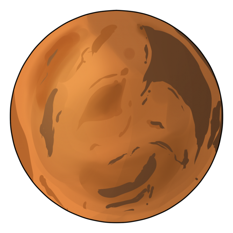 Free to use public. Planet clipart science