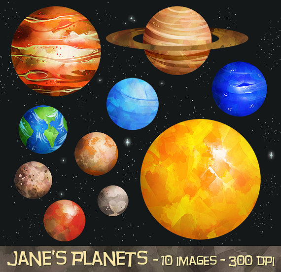 Free system download clip. Planets clipart solar sytem
