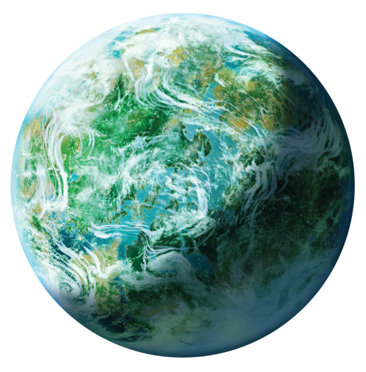 Planet clipart star wars planet. Geography robotech rising sun