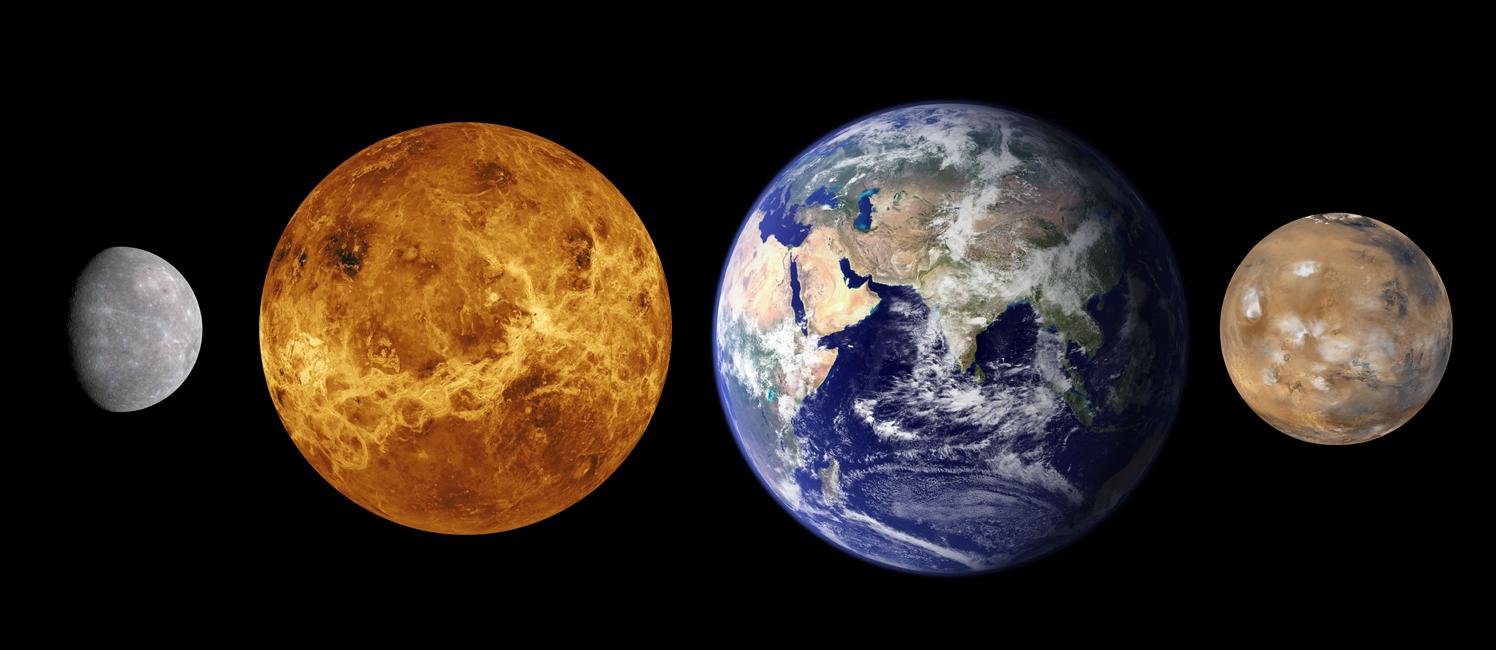 Planeten clipart terrestrial planet. File planets size comparison