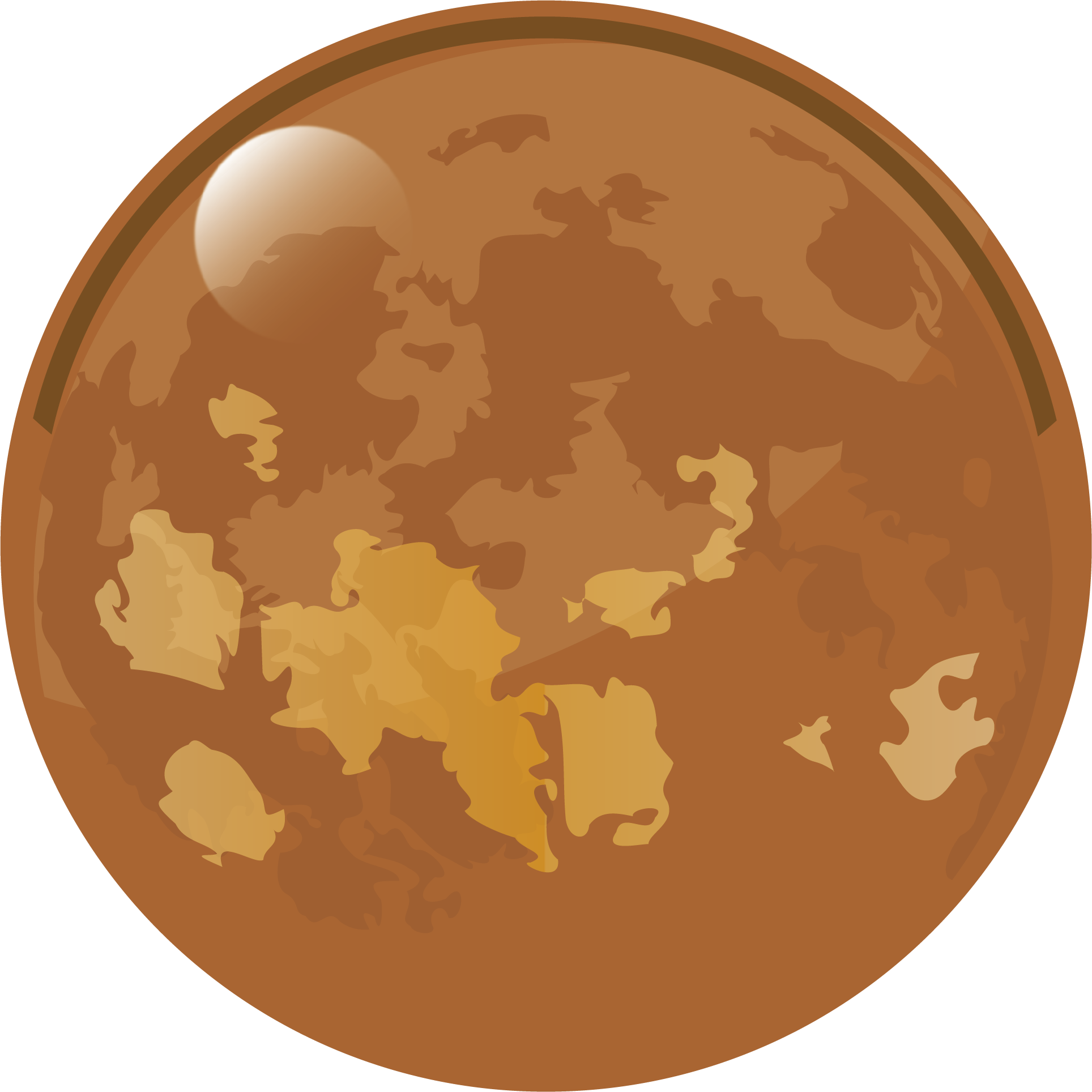 Planets clipart terrestrial planet. Earth mercury astrology ancient