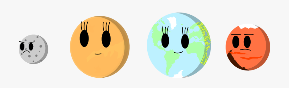 Planets clipart terrestrial planet. Solar system png