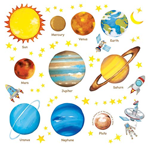 Planet clipart toddler. Planets for kids amazon
